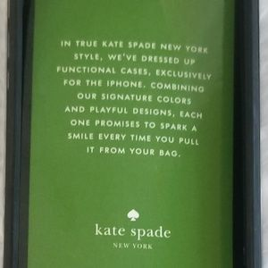kate spade Accessories - NWT Kate Spade iPhone 5 Snap on Cellphone Case